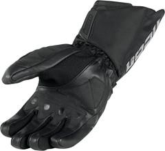 Мотоперчатки - ICON GLOVE PATROL WATERPROOF (черные)