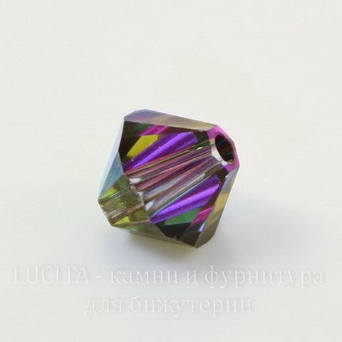 5328 Бусина - биконус Сваровски Crystal Vitrail Medium  4 мм, 10 штук (large_import_files_f6_f6f8b874874e11e3bb78001e676f3543_500d923374f943bfa0e89c0f208e69b2)