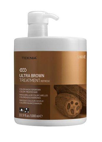 Lakme Ultra brown treatment refresh (1000 мл)