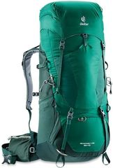 Deuter Aircontact Lite 65+10 Alpinegreen-Forest - рюкзак туристический