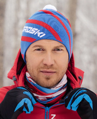 Лыжная шапка Nordski Line Rus