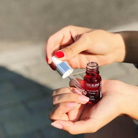 Олія для нігтів і кутикули Nail & Cuticle Therapy Joko Blend 10 мл (2)