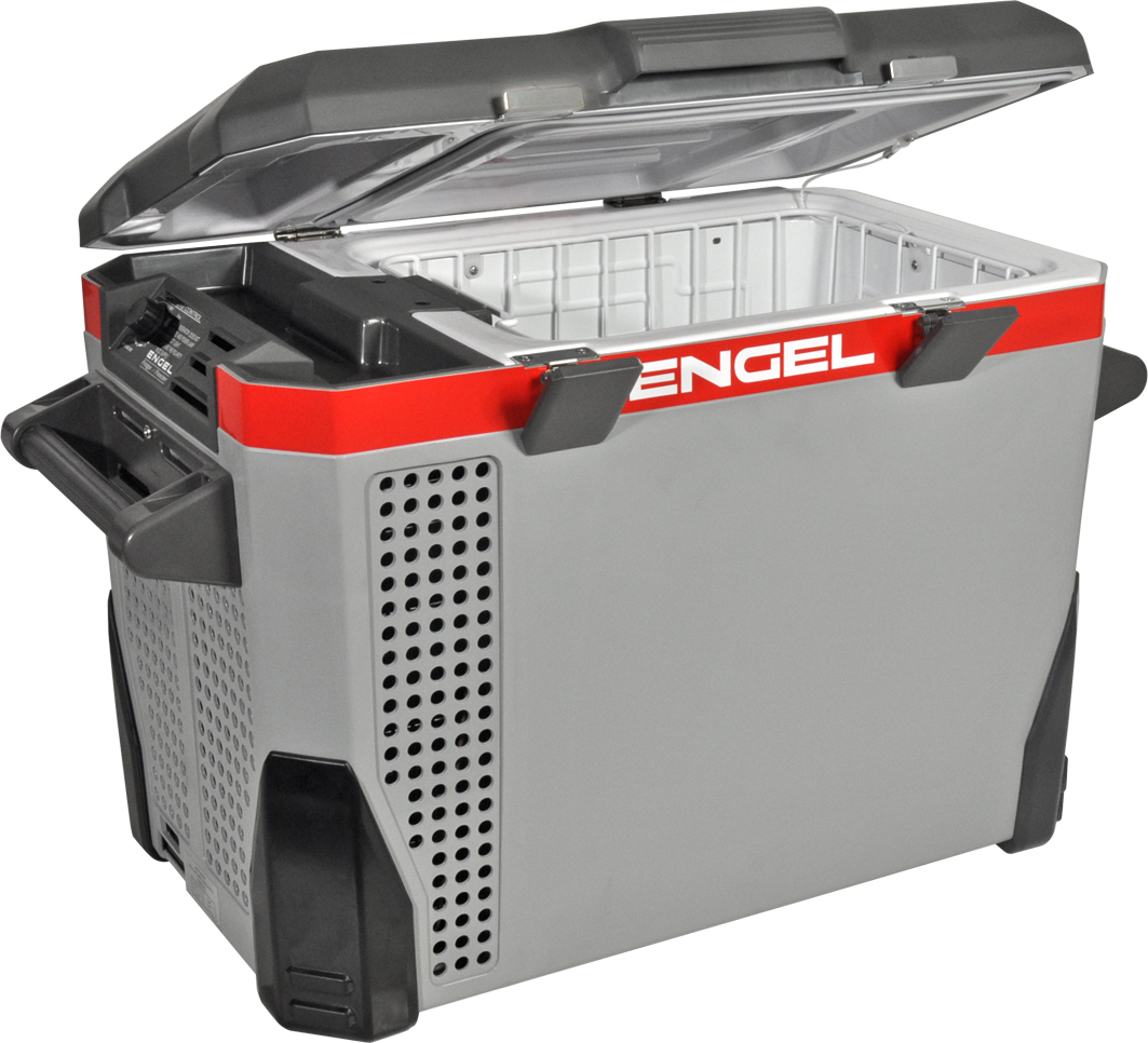 Deep-freeze cooler Engel MR-040F, 12 / 24 / 230 Volts