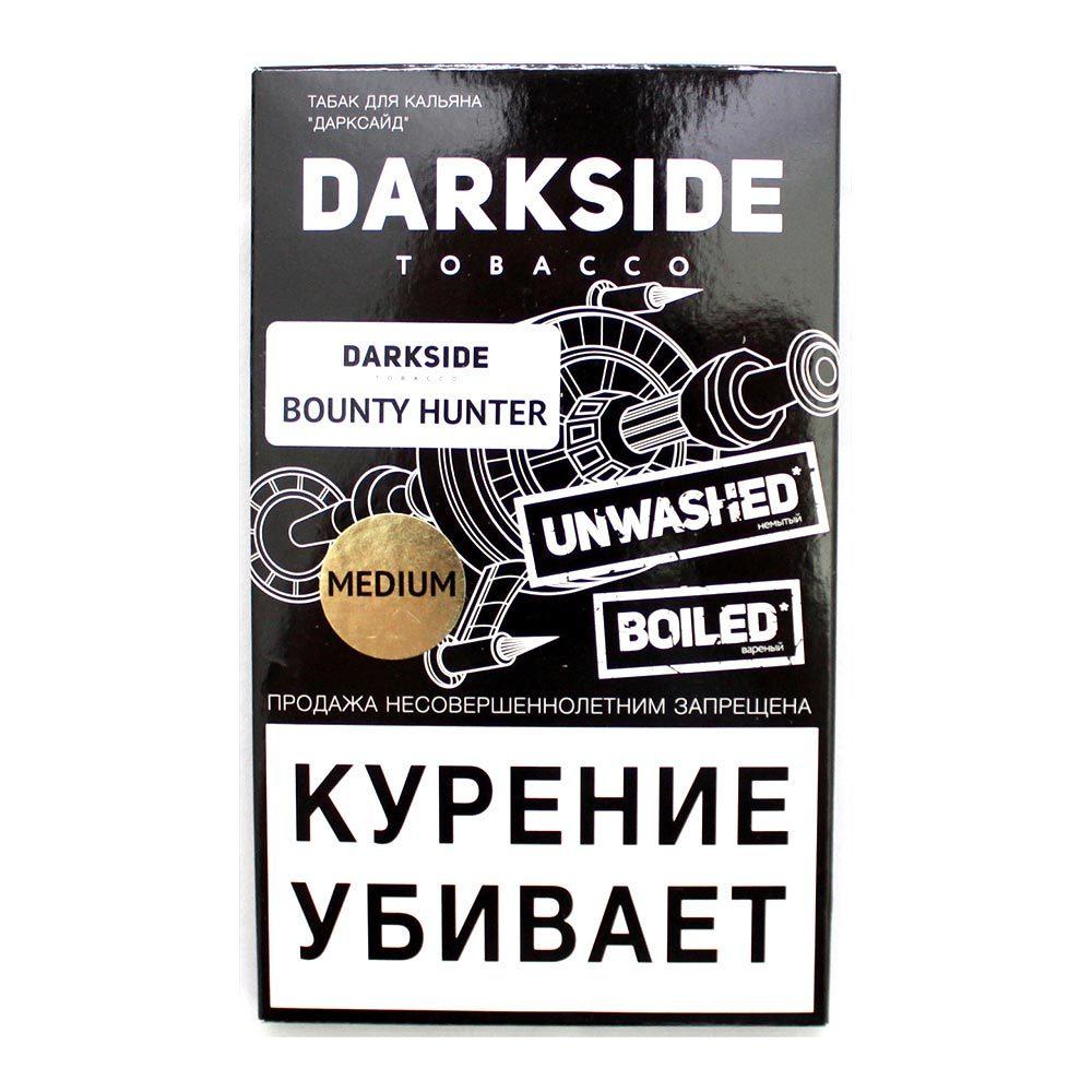Табак для кальяна Dark Side Medium 100 гр. Bounty Hunter