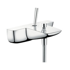 Смеситель для ванны с джойстиком Hansgrohe PuraVida 15472000 фото