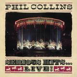 Phil Collins / Serious Hits... Live! (2LP)