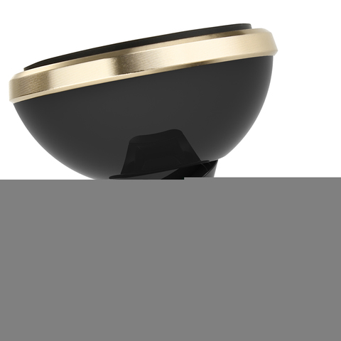 Автомобильный держатель Baseus 360-degree Rotation Magnetic Mount Holder(Paste type) Luxury Gold