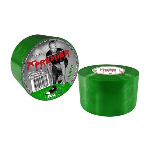 PST Shin Guard Retainer Tape 38mm x 20m - GREEN