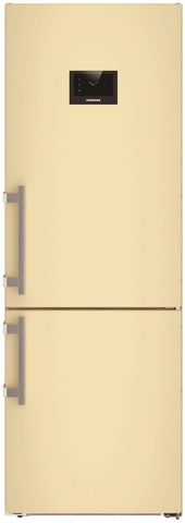 Двухкамерный холодильник Liebherr CBNbe 5778