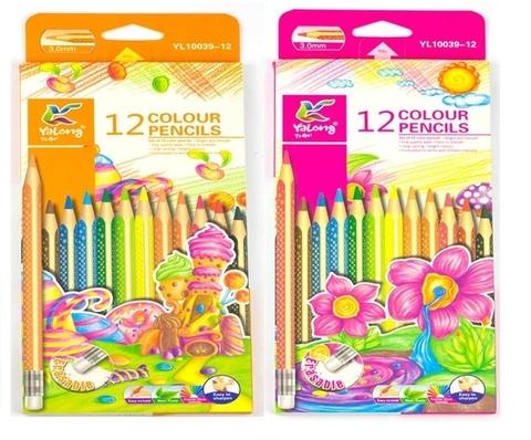 Карандаши цветные Yalong
