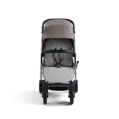 Прогулочная коляска X-Go Evening Grey (сумка и дождевик)