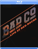 Bad Company / Live At Red Rocks (Blu-ray)