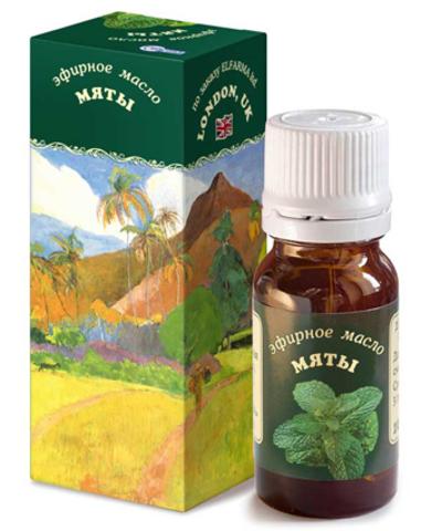 Эфирное масло Мяты, 10 мл