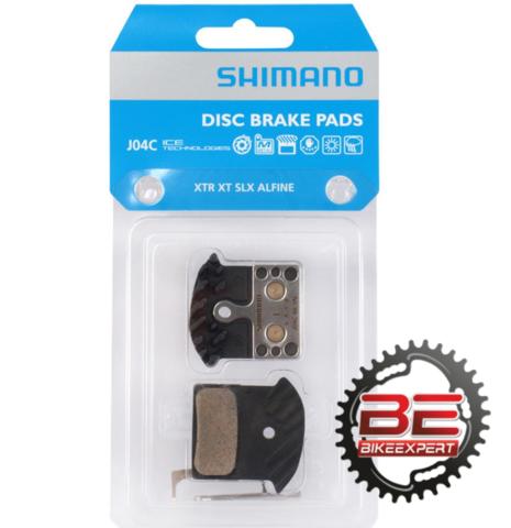 Колодки для тормозов Shimano J04С Box