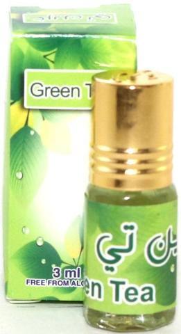 Green Tea / Зеленый чай Zahra 3мл