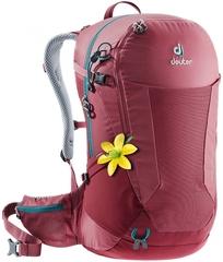 Deuter Futura 26 Sl Cardinal-Cranberry - рюкзак туристический