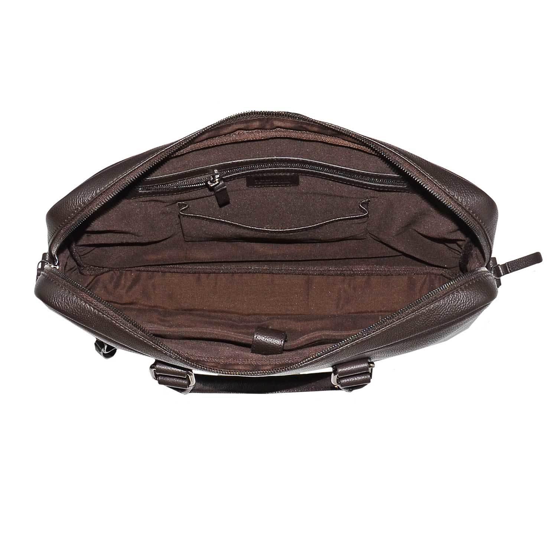C800042 BROWN Сумка-портфель MP