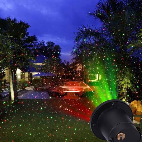 Лазерный уличный проектор Laser Outdoor Projector