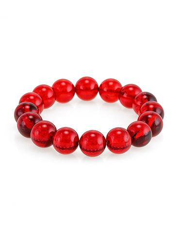 Красный янтарь
