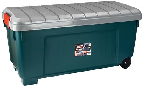 Экспедиционный ящик на колёсах IRIS RV Box 1000, главное фото.