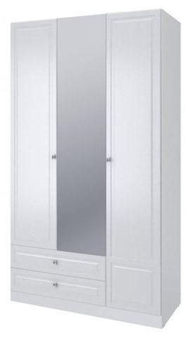 Шкаф распашной (трехдверный) Ромео
