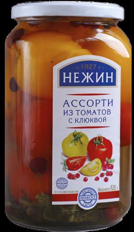 Ассорти из томатов