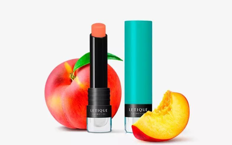 Бальзам для губ Letique Cosmetics Summer Peach SPF15