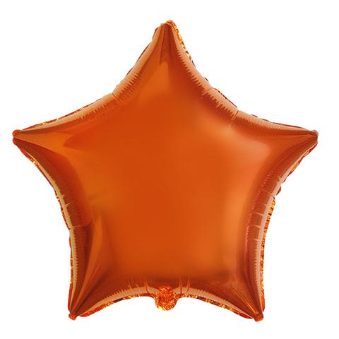 Звезда Оранжевый, 45 см