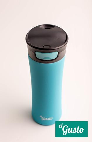 Термокружка El Gusto Primavera (0,47 литра), голубая