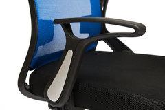 Кресло офисное Scout —  черный/синий