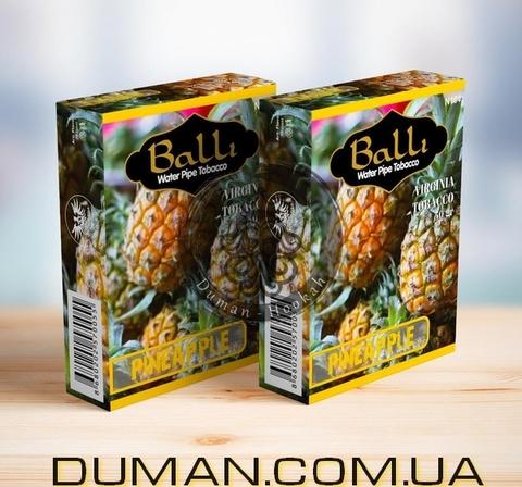 Табак Balli PINEAPPLE (Балли Ананас)