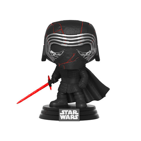 Фигурка Funko POP! Bobble: Star Wars Ep 9: Kylo Ren Supreme Leader 39887