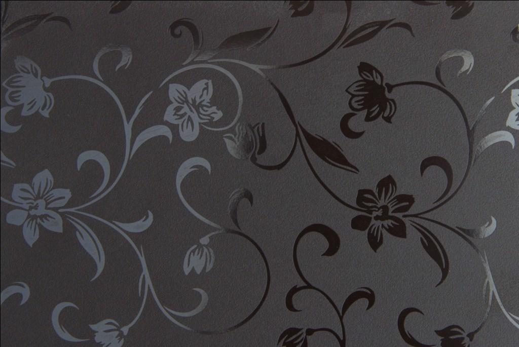 HPL-пластик Цветы Лотоса Шоколад