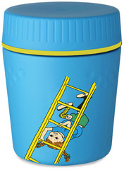 Термос для еды детский Primus TrailBreak Lunch jug 400 Pippi Blue