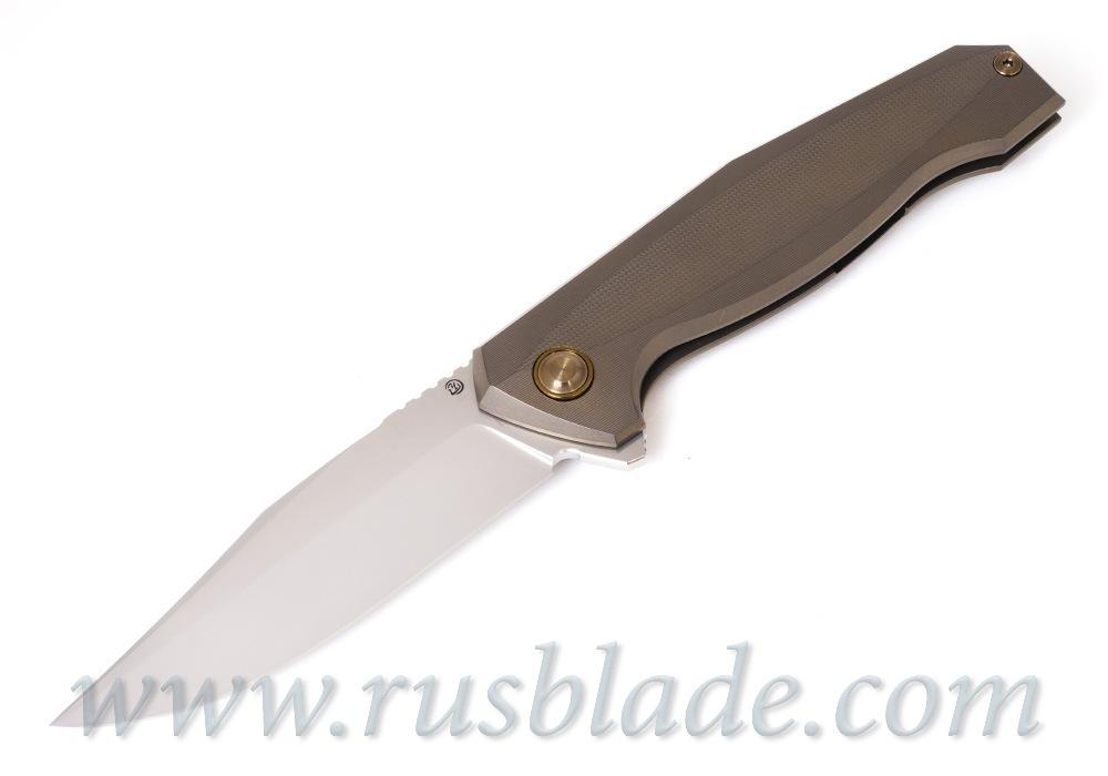 Cheburkov Bear Knife Limited M398 #13