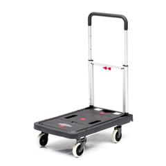 Тележка платформенная MAGNA CART FF-S складная,алюм.,сталь,пластик,до 137кг