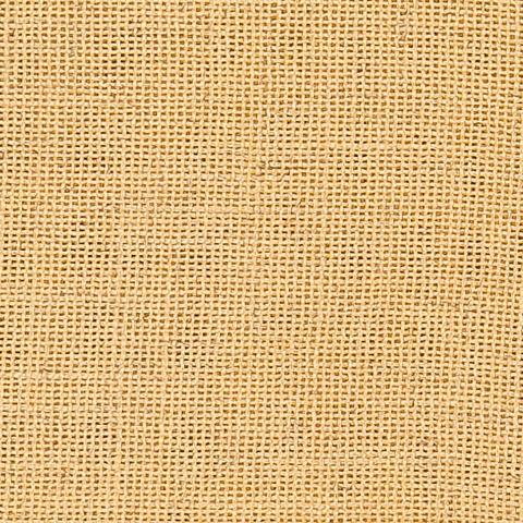 Портьерная ткань рогожка желтый