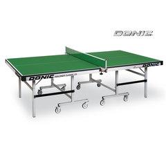 Теннисный стол WALDNER CLASSIC 25 зеленый