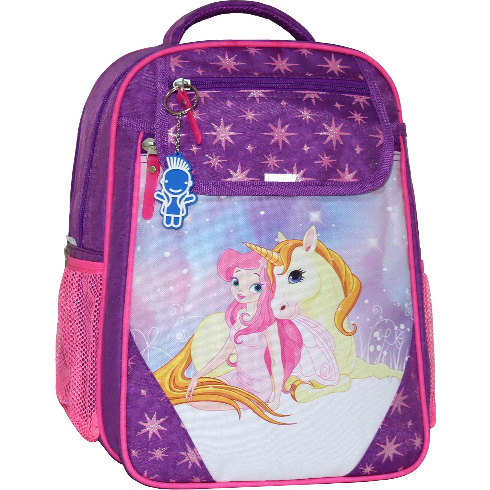 Школьные рюкзаки Рюкзак школьный Bagland Отличник 20 л. 339 фиолетовый 387 (0058070) IMG_5475_387_.JPG