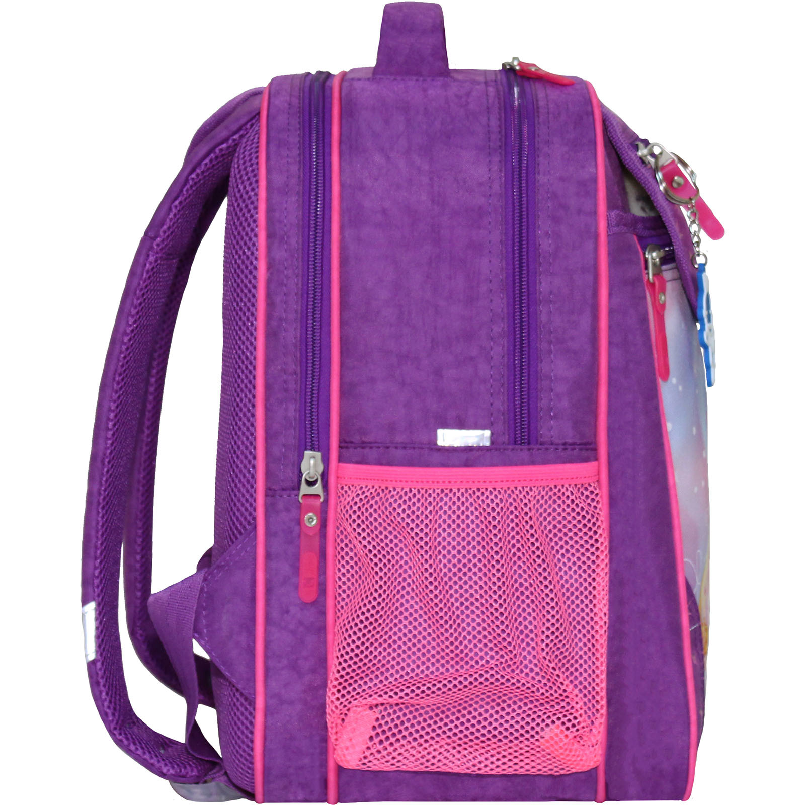 Рюкзак школьный Bagland Отличник 20 л. 339 фиолетовый 387 (0058070)
