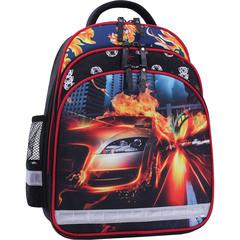 Рюкзак школьный Bagland Mouse черный 500 (00513702)