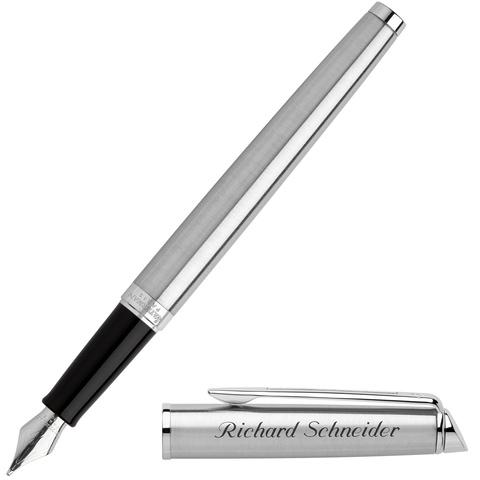 Перьевая ручка Waterman Hemisphere, цвет: CT, перо: F123