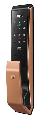 Электронный врезной замок LocPro K500B4GF Series Digital Door Lock