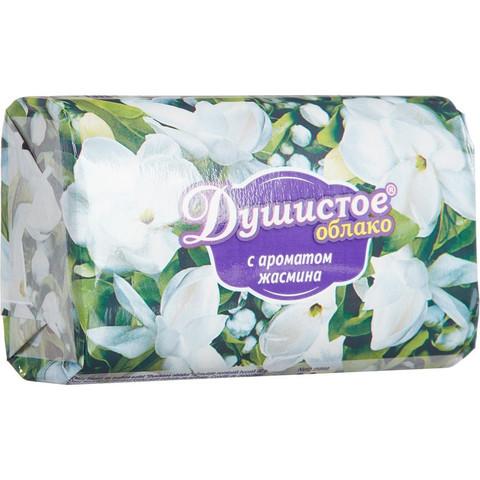 Мыло туалетное Душистое облако С ароматом жасмина 90 г