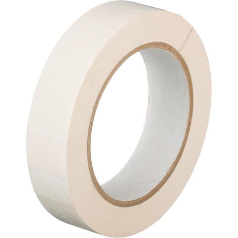 Скотч клейкая лента стягивающая Unibob белая 25 мм x 66 м толщина 70 мкм