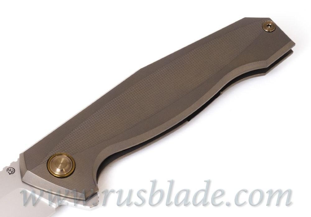 Cheburkov Bear Knife Limited M398 #13 - фотография