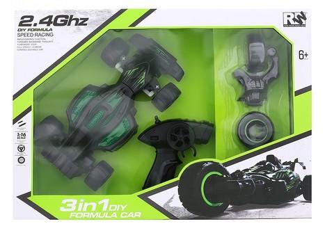 Машина-мотоцикл 3 в 1 на р/у 332