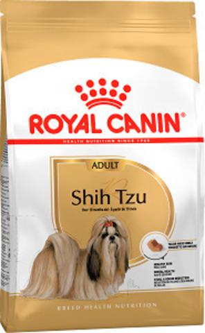 Royal Canin Shih Tzu Adult сухой корм для ши-тцу старше 10 месяцев