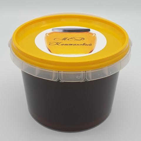 Каштановый мёд, 1 кг