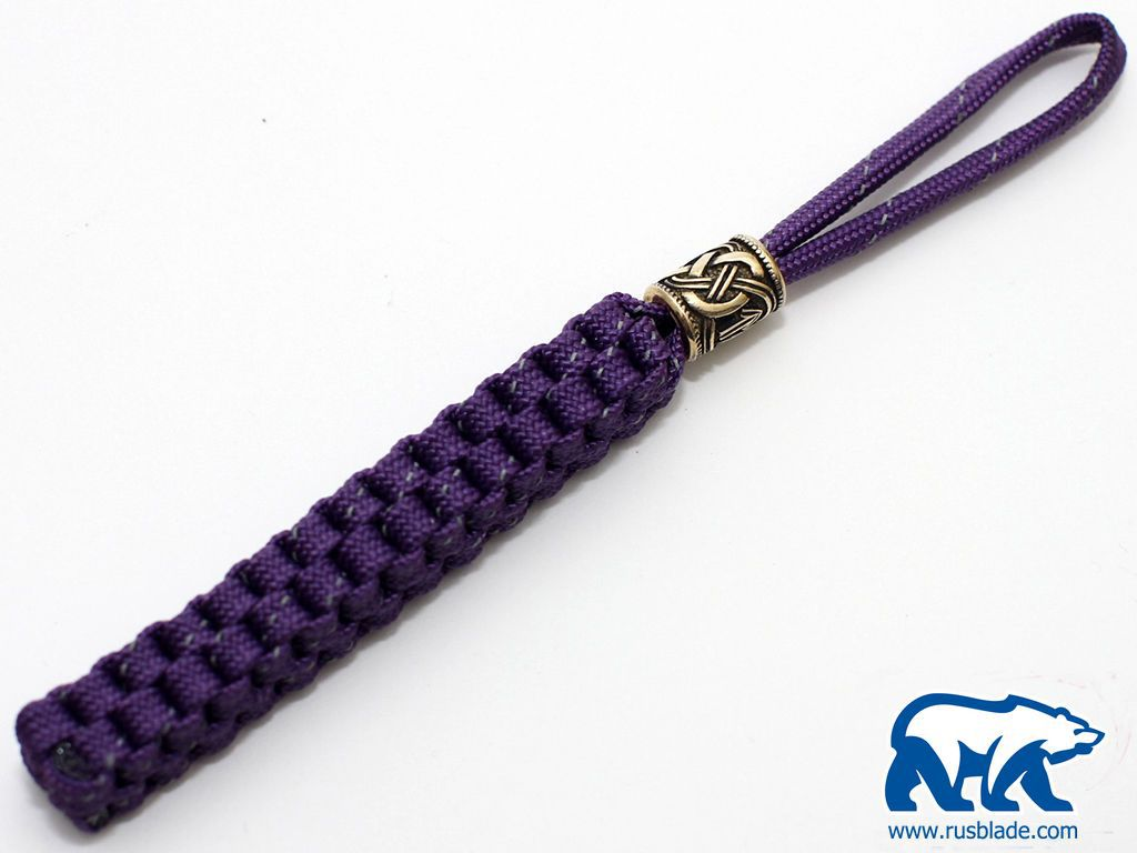 "Custom Sword Knot ""Sennit"" Limited Edition"